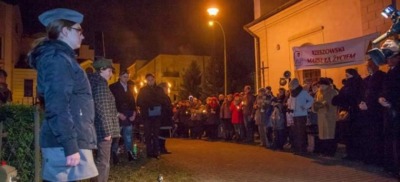 SOBOTA. XVI Rzeszowski Marsz za Życiem przejdzie ulicami miasta