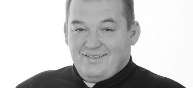 Zmarł ksiądz Tomasz Blicharz, wikariusz parafii w Zaczerniu K. Rzeszowa. Miał 39 lat