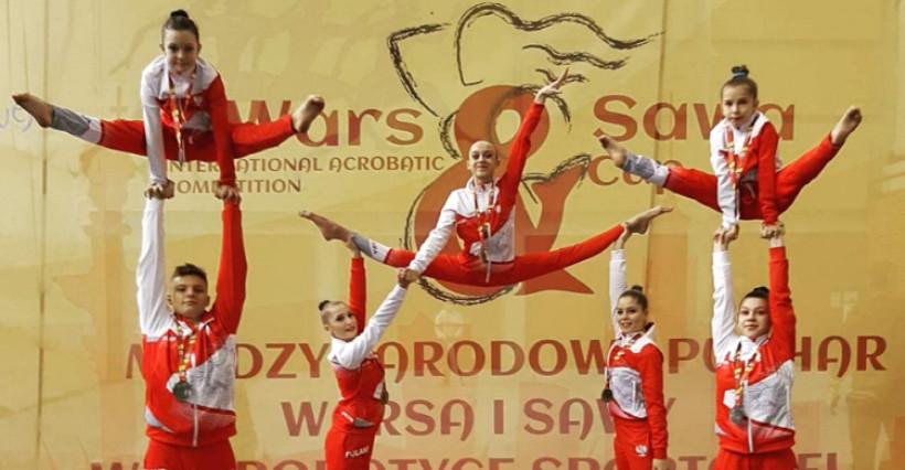 Klub Akrobatyki Stal Rzeszów może wystąpić na mistrzostwach świata! Potrzebne wsparcie!