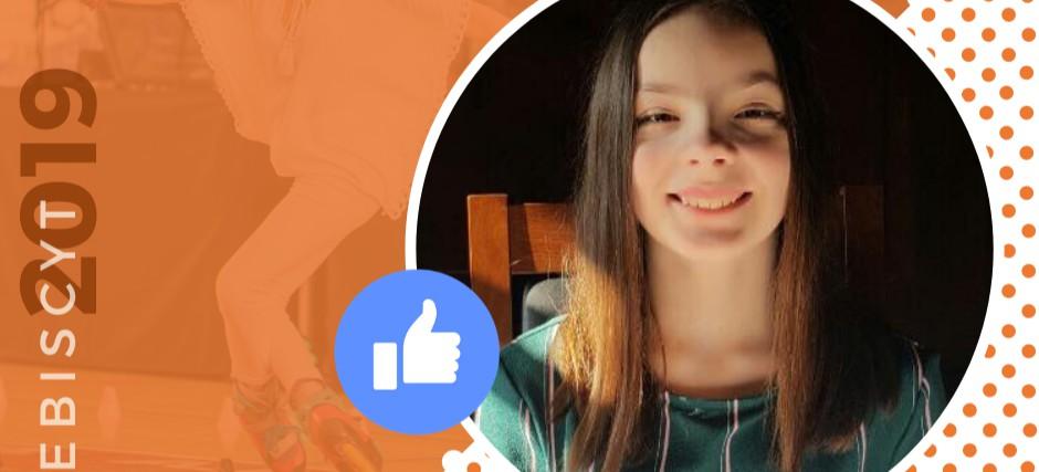 13-letnia rzeszowianka nominowana w plebiscycie Polskiego Związku Sportów Wrotkarskich. Zagłosuj!