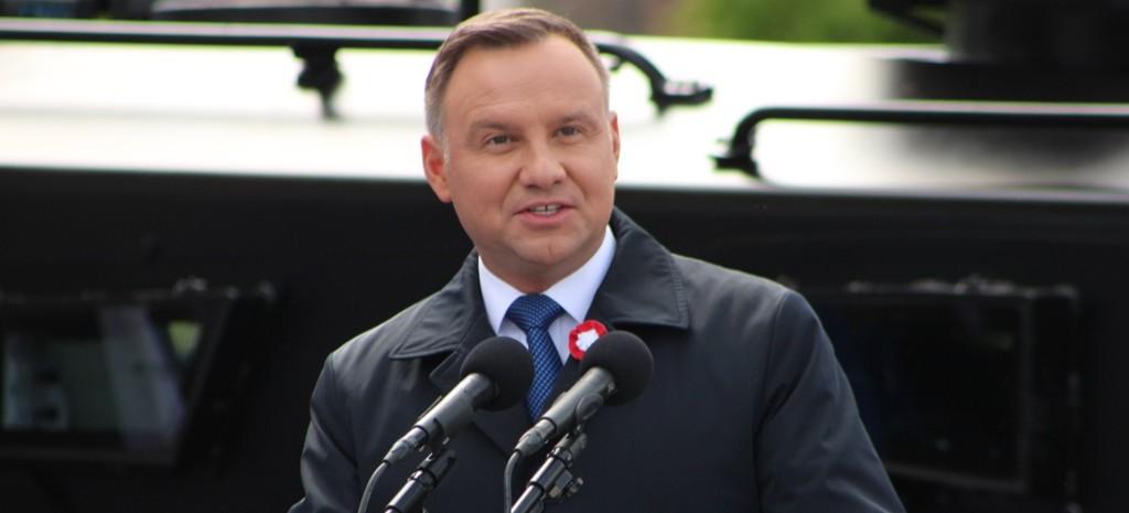 Andrzej Duda na Podkarpaciu. Weźmie udział w przysiędze terytorialsów