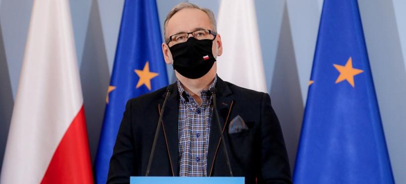 Minister zdrowia: Wśród lekarzy nie widać trzeciej fali