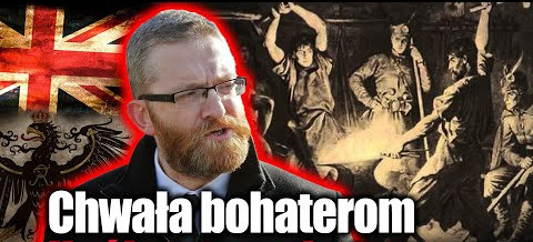 Poseł Grzegorz Braun: Kto sprowokował i zorganizował Powstanie Styczniowe