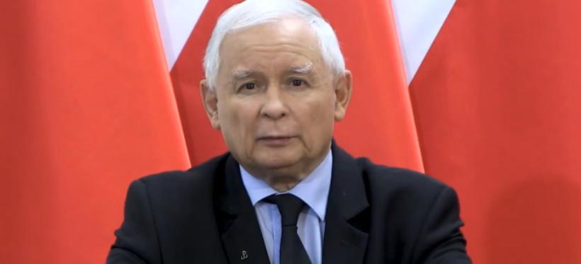 Kaczyński wzywa do obrony kościołów: Obrońmy Polskę (WIDEO)