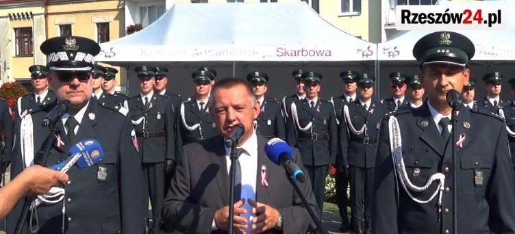 RZESZÓW: Centralne obchody Dnia Krajowej Administracji Skarbowej (FILM)