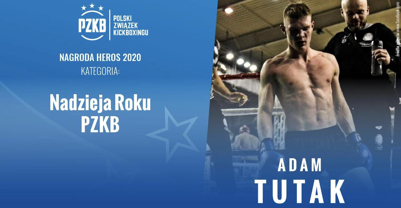 """Adam Tutak """"Nadzieją Polskiego Kickboxingu""""!"""