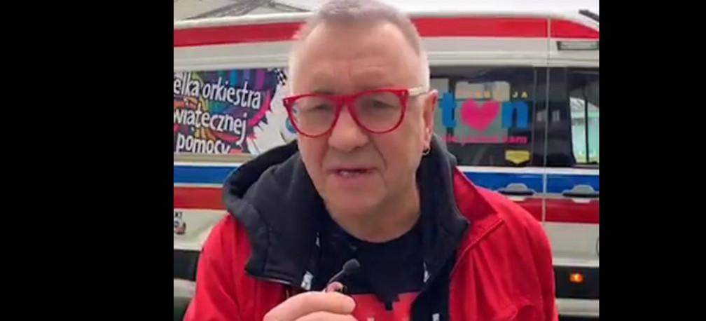 Akcja WOŚP/TVN: Karetka dla szpitala w Ustrzykach Dolnych (VIDEO)