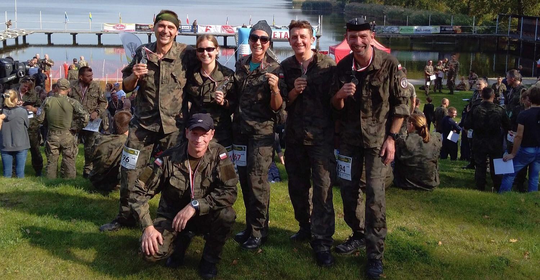 Terytorialsi na podium w rywalizacji o Nóż Komandosa (FOTO)