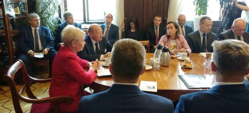 RZESZÓW. Parlamentarzyści chcą budowy obwodnicy południowej