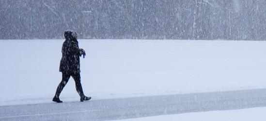 Prognozowane intensywne opady śniegu i zamiecie