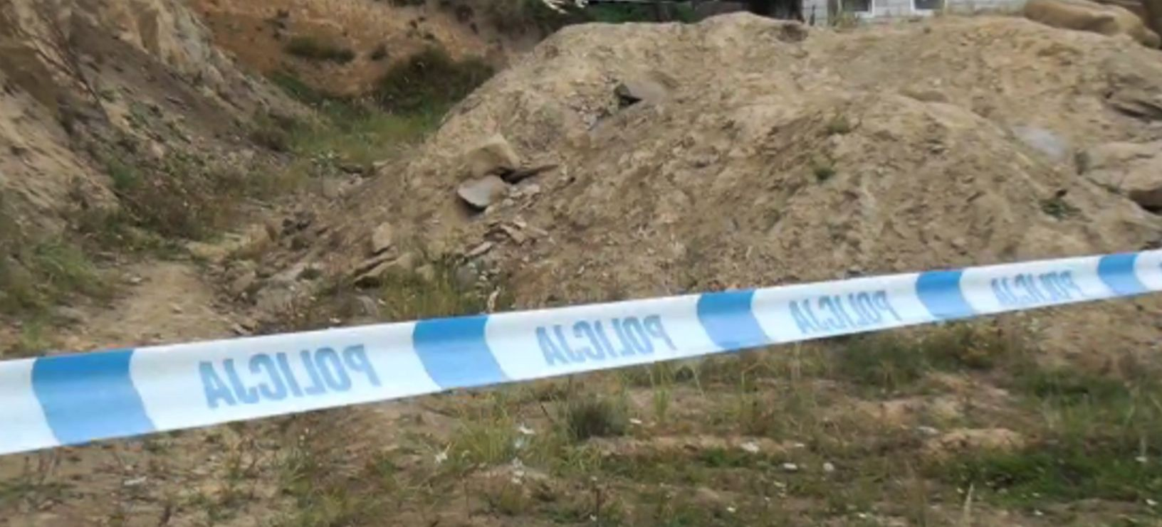 Cztery bomby lotnicze znalezione podczas budowy (FOTO)