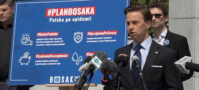 Plan Bosaka. Polska po epidemii (VIDEO)
