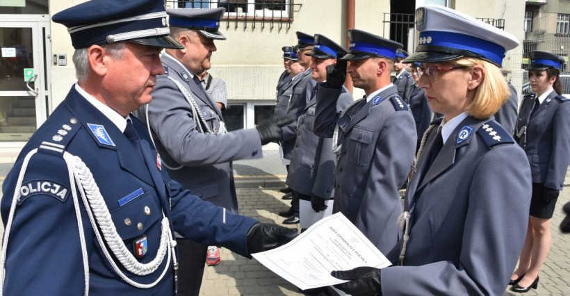 Obchody Święta Policji w rzeszowskiej komendzie (ZDJĘCIA)