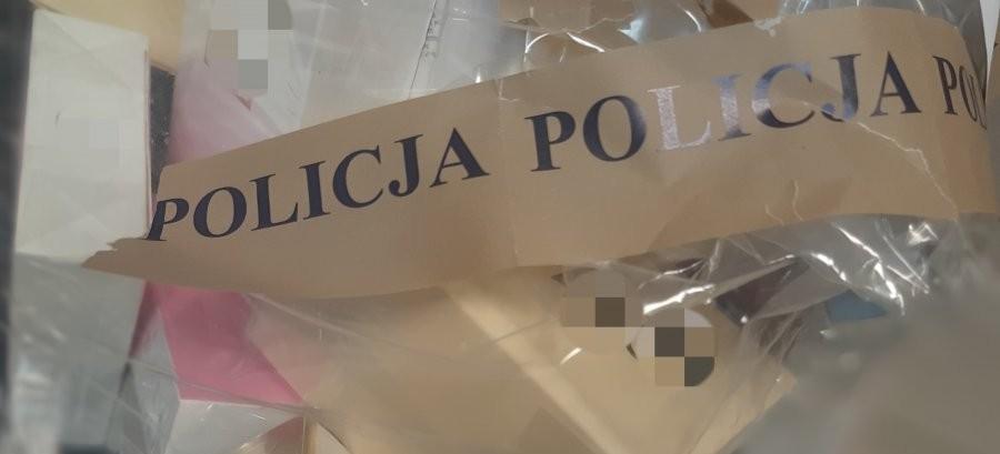 44-latka handlowała podrobionymi perfumami