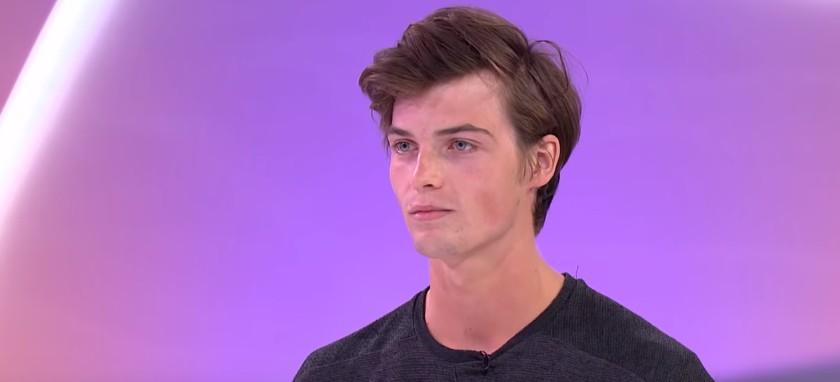 Chłopak z Rzeszowa w finale Top Model! (WIDEO)