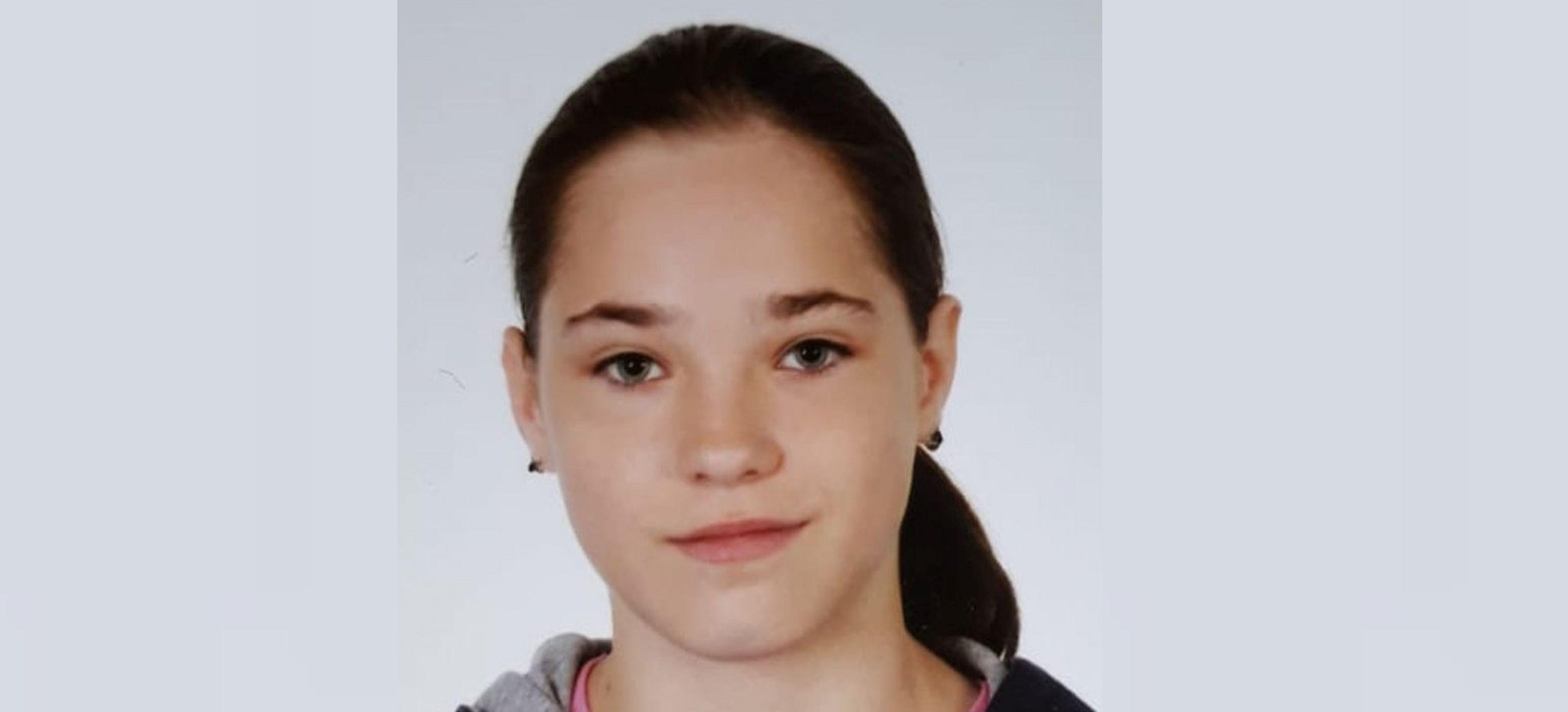 Zaginęła 12-letnia Wiktoria