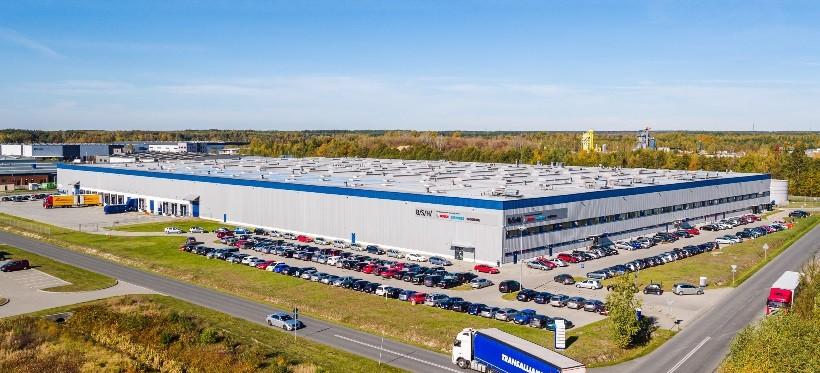 Fabryka BSH w Głogowie Małopolskim rozpoczęła produkcję nowego AGD