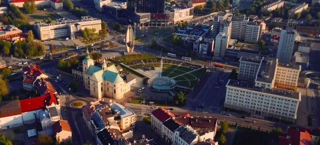 """""""Siedem wieków Rzeszowa"""". Historia miasta w pigułce! (WIDEO)"""