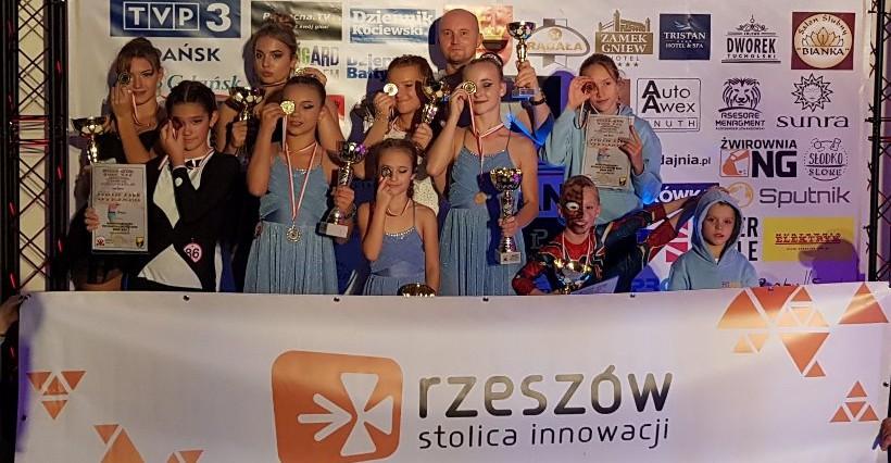 Rzeszowskie sukcesy w Pucharze Polski w fitnesie!