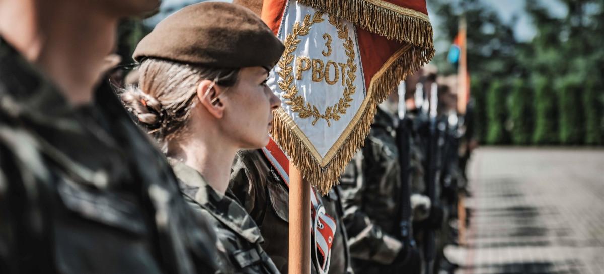 Nowy dowódca podkarpackich terytorialsów!