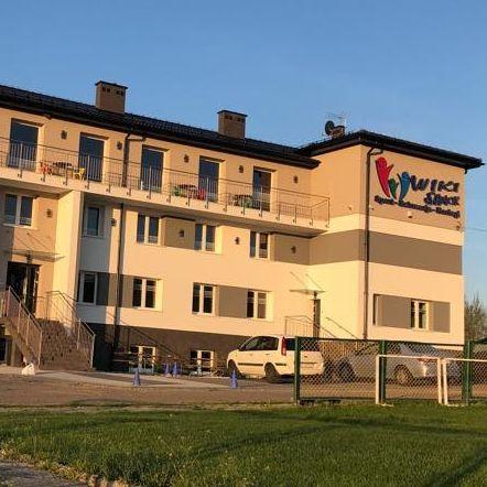 Efektowne boiska piłkarskie, nowoczesny hotel, siłownia i sauna. To wszystko w WIKI Sanok! (FILM, ZDJĘCIA)