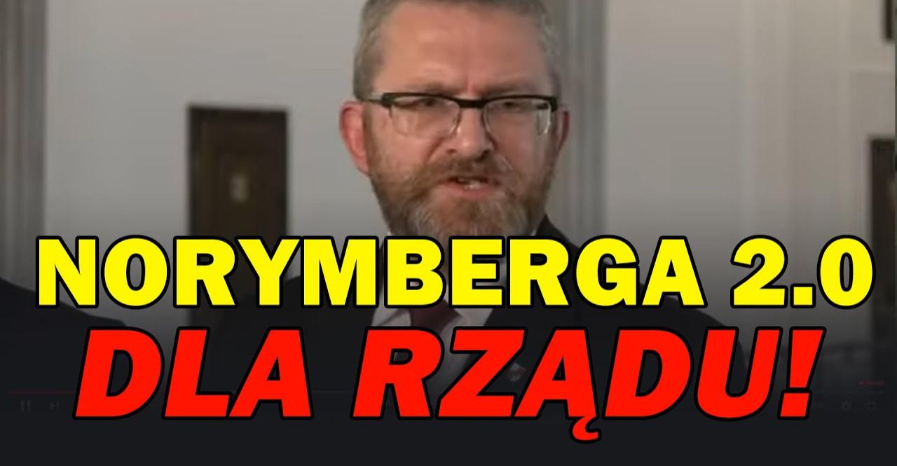 GRZEGORZ BRAUN : Ludobójstwo dokonuje się w Polsce! Projekt NORYMBERGA 2.0