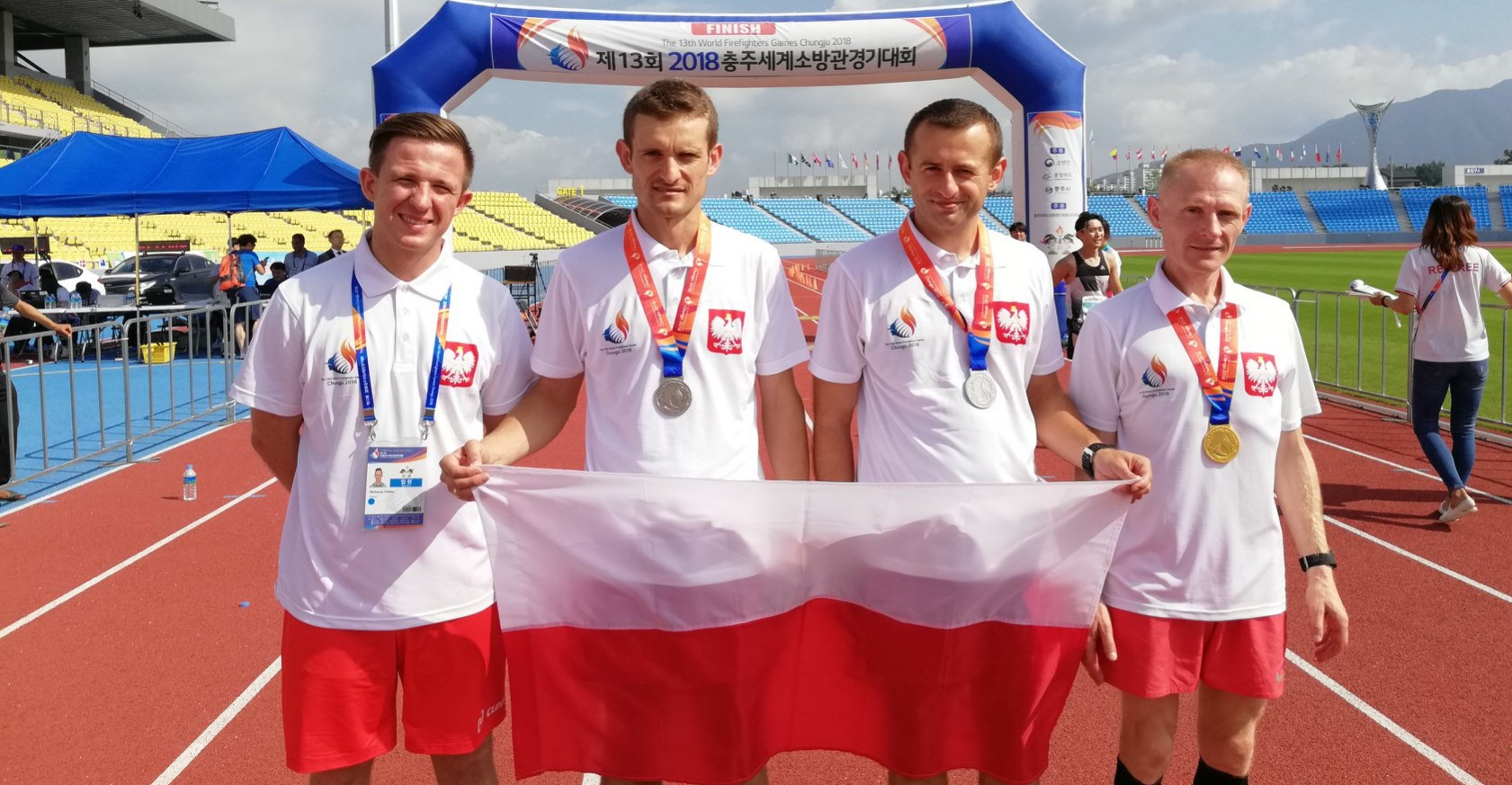 Sukcesy strażaków z Podkarpacia na Mistrzostwach Świata