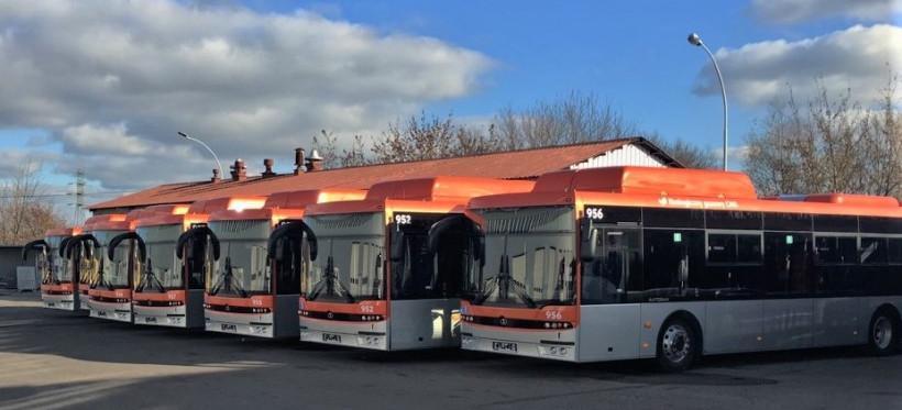 7 nowych autobusów Autosanu dotarło do Rzeszowa!