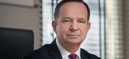 Oświadczenie marszałka Władysława Ortyla