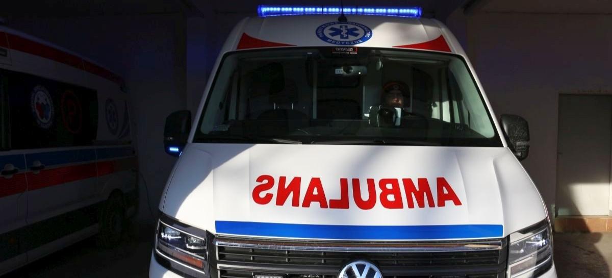 RUDAWKA RYMANOWSKA: Chłopak spadł ze skarpy. Nieszczęśliwy wypadek