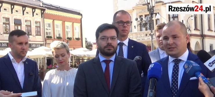 Nowy kandydat na prezydenta Miasta Rzeszowa – jest nim Maciej Masłowski z Kukiz'15 (FILM)