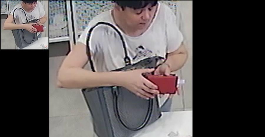 RZESZÓW: Ukradła kartę kredytową i zapłaciła nią w sklepie. Jest poszukiwana! (UDOSTĘPNIJ)