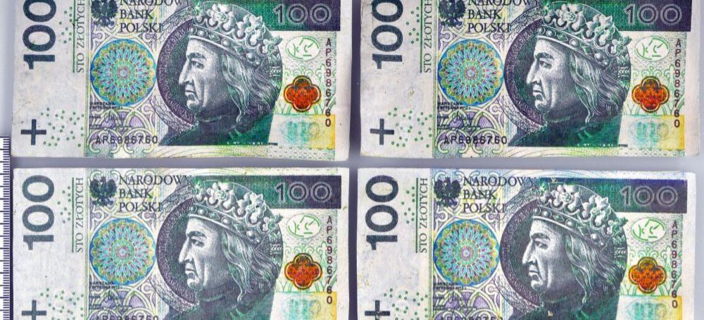 GRANICA: Fałszywe stuzłotówki. Ukrainiec chciał za nie kupić towar w Polsce