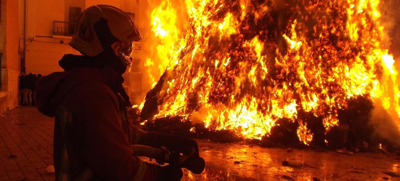 Tragiczny pożar. Nie żyje 77-letnia kobieta