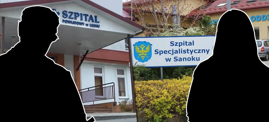 Śmierć pacjenta po pobycie na SOR-ach w Sanoku i Lesku. Prokuratura postawiła zarzuty lekarzom dyżurnym