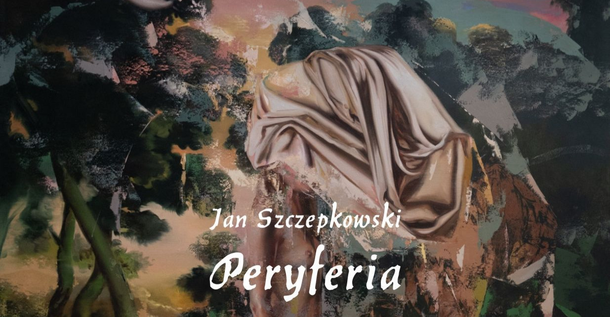BWA Galeria Sanocka zaprasza: Jan Szczepkowski Peryferia