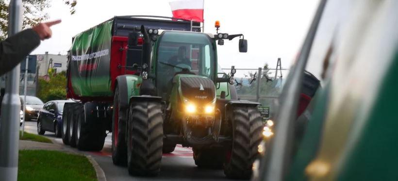 Protest rolników w Rzeszowie! Będą utrudnienia