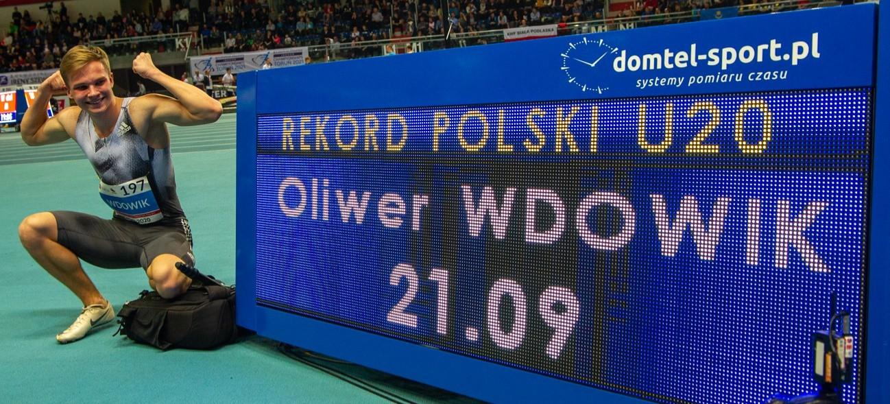 Sukces rzeszowian na mistrzostwach Polski seniorów w lekkoatletyce!