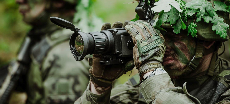 Terytorialsi z Sanoka na poligonie. Strzelania bojowe (ZDJĘCIA)