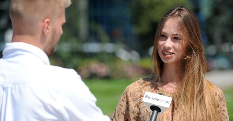 Finalistka Miss Polski: Mam duże wsparcie od najbliższych. Ze spokojem patrzę w przyszłość (FILM, ZDJĘCIA)