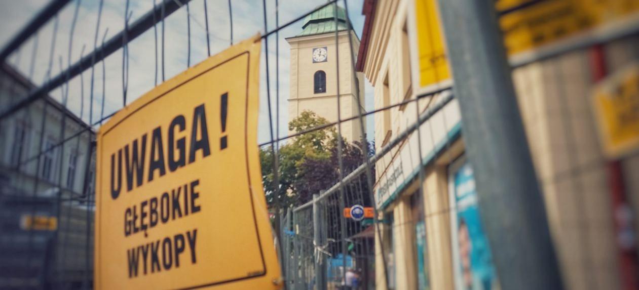 Jak długo potrwa remont na Kościuszki? (FOTO)