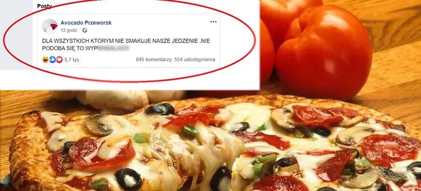 Pizzerię Avocado Przeworsk poznała cała Polska. Wszystko przez atak hakera!