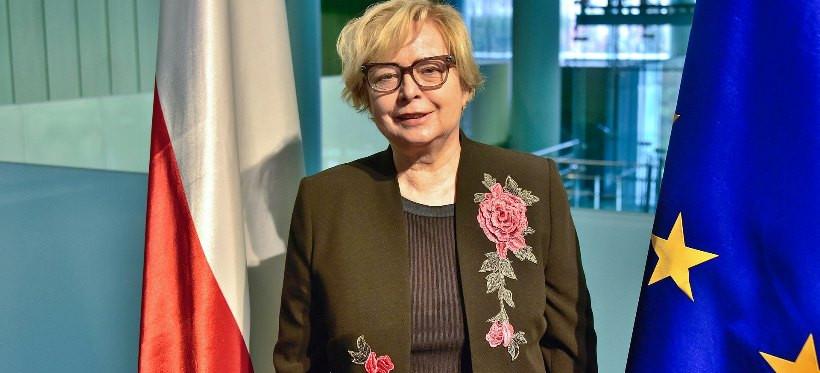 Małgorzata Gersdorf zakażona koronawirusem. Leczy się amantadyną!