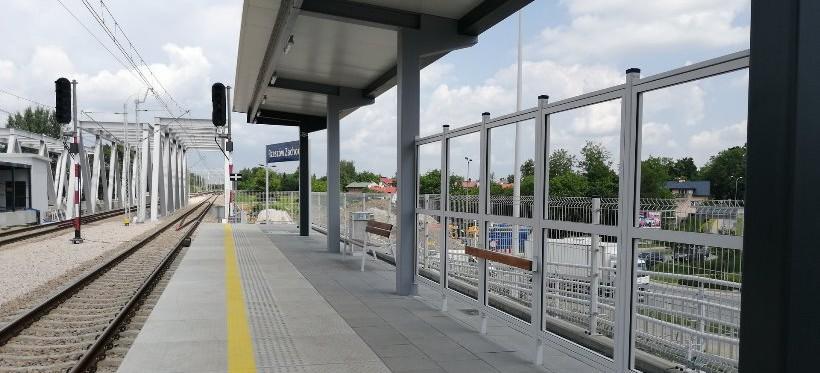 Otwarcie przystanku kolejowego Rzeszów Zachodni! (FOTO)
