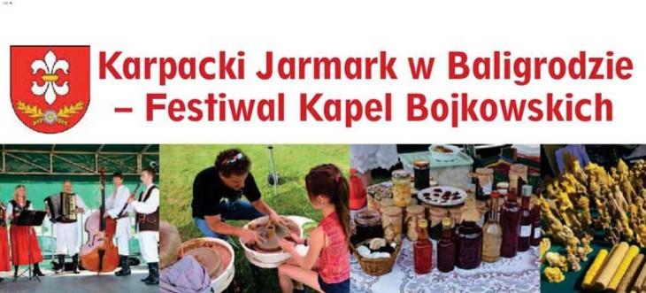 Karpacki Jarmark w Baligrodzie