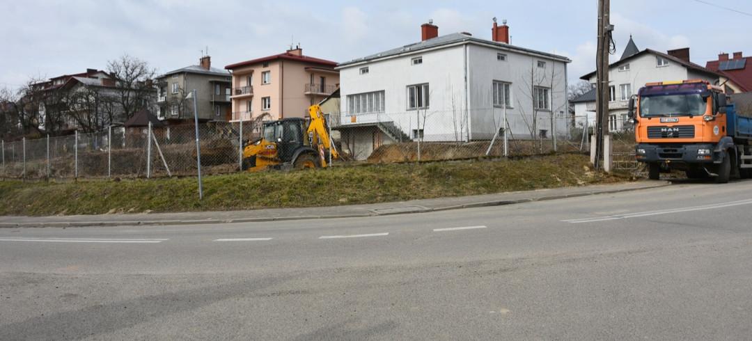 Przy ul. Pańki w Brzozowie powstanie nowy parking