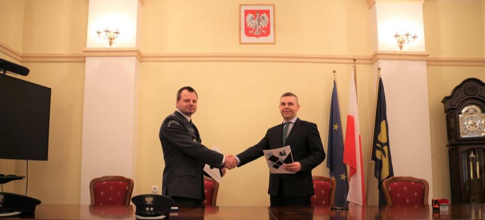 Uczelnia Państwowa w Sanoku podpisała porozumienie z Zakładem Karnym w Łupkowie