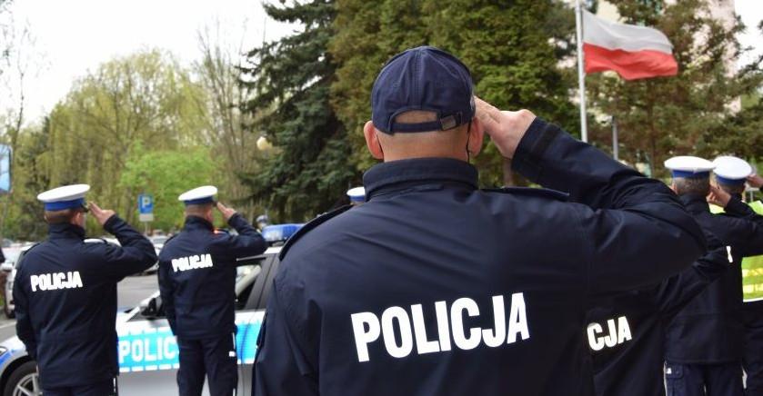 Podkarpaccy policjanci oddali hołd śp. asp. Michałowi Kędzierskiemu (VIDEO, ZDJĘCIA)