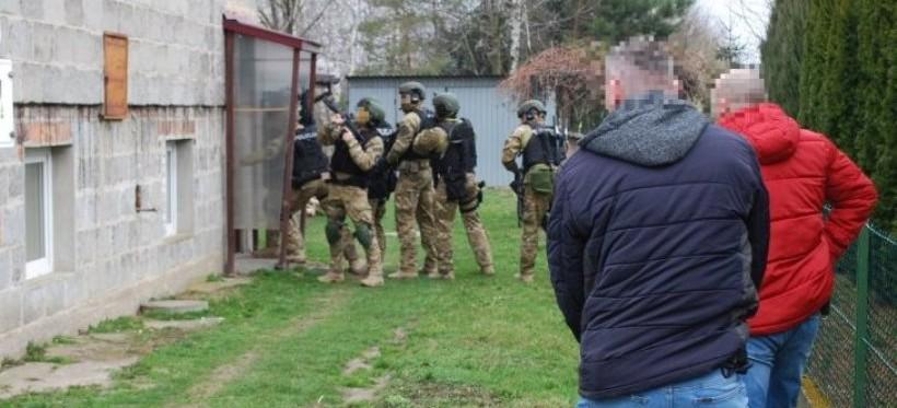 Rzeszowscy kontrterroryści zatrzymali 26-latka! (FOTO)