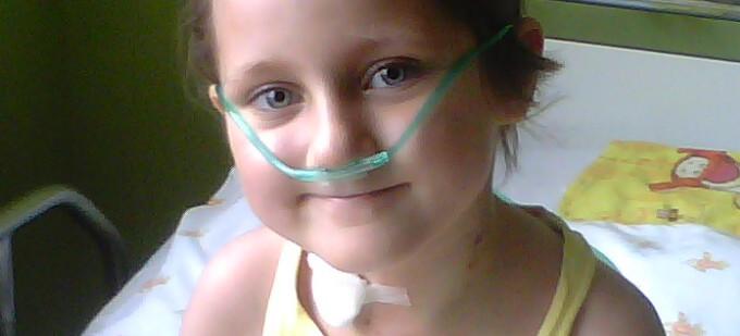 Potrzebna pomoc dla Gabrysi. Pomóżmy leczyć jej serduszko! (FOTO)